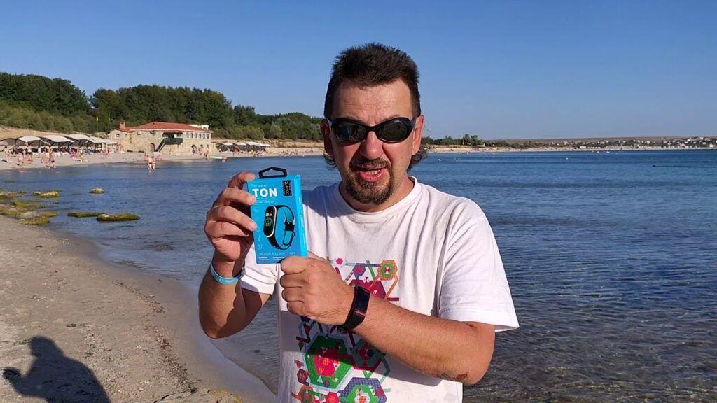 Обзор умного фитнес браслета с измерением температуры! Фитнес-браслет FitMaster TON с NFC-меткой! | Свежие новости | Фитнес браслеты | Смарт часы