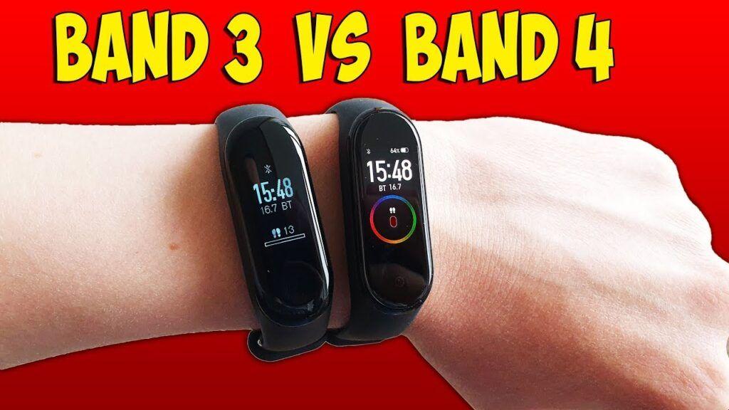 XIAOMI MI BAND 3 VS MI BAND 4 – В ЧЕМ РАЗНИЦА? КАКОЙ КУПИТЬ | Свежие новости | Фитнес браслеты | Смарт часы