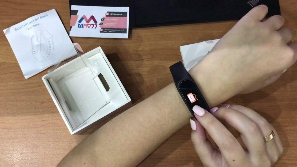 Фитнес браслет Smart Bracelet M3 с измерением давления и сердечного ритма | Свежие новости | Фитнес браслеты | Смарт часы