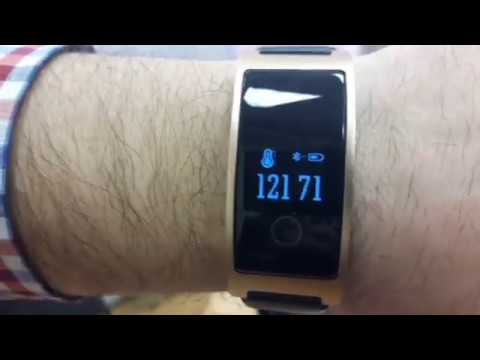 Фитнес-браслет с измерителем давления GL-17 | Свежие новости | Фитнес браслеты | Смарт часы